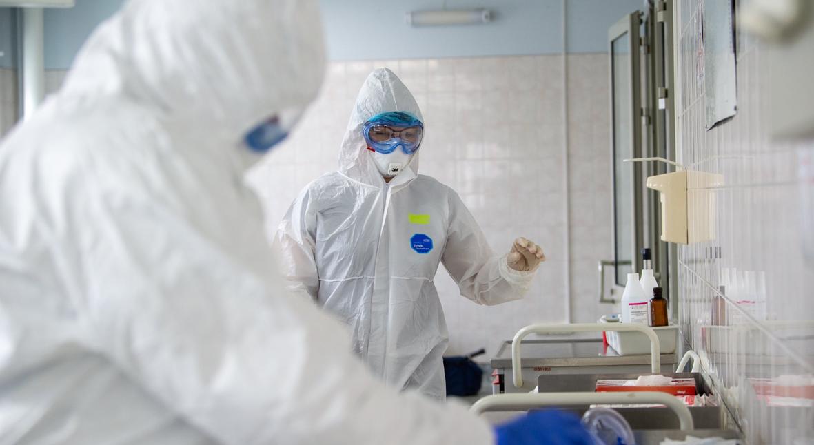 Salt: главное здесь, остальное по вкусу - Коронавирус в России: 6 411 новых случаев заражения и тестирование граждан на антитела