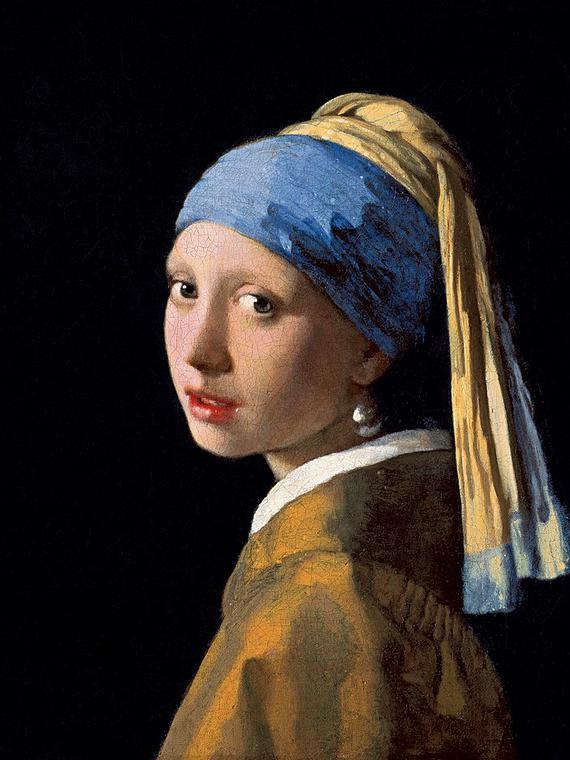 Salt: главное здесь, остальное по вкусу - Ученые из Нидерландов раскрыли новые тайны картины «Девушка с жемчужной сережкой»