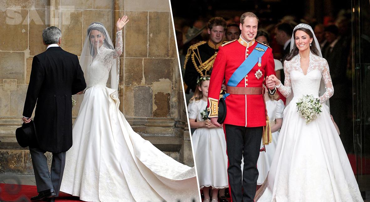 Salt: главное здесь, остальное по вкусу - Королевский фотограф рассказал об одном из самых любимых фото Кейт Миддлтон со свадьбы