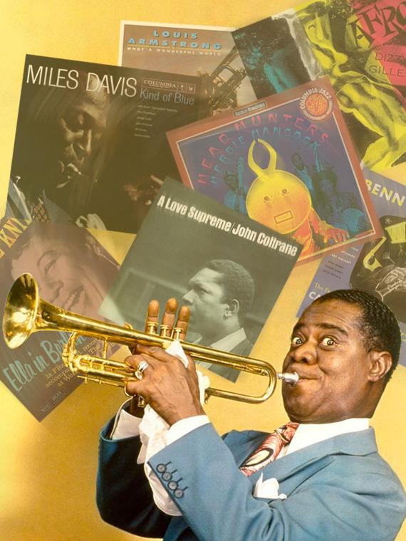 Salt: главное здесь, остальное по вкусу - All that jazz: 7 легендарных джазовых альбомов, которые стоит послушать