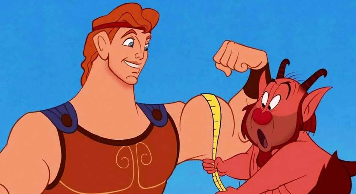 Salt: главное здесь, остальное по вкусу - Disney выпустит киноадаптацию мультфильма «Геркулес»