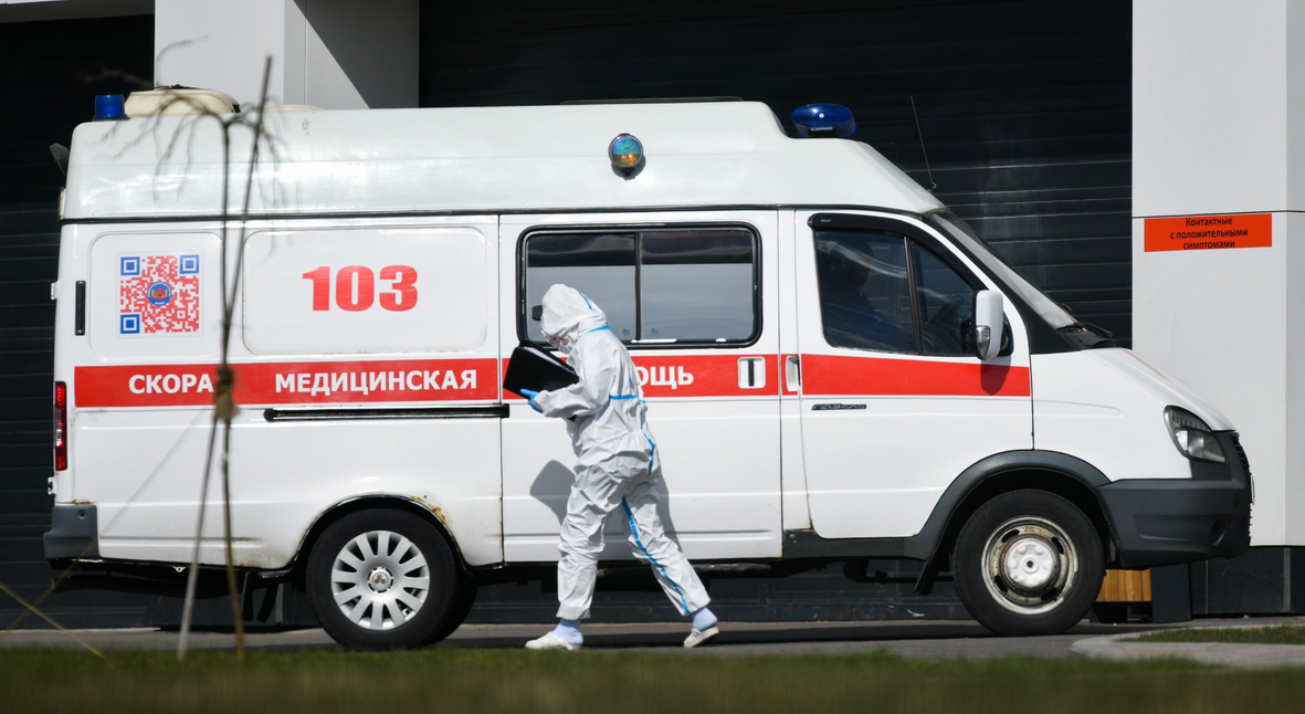Salt: главное здесь, остальное по вкусу - Коронавирус в России: общее число заболевших достигло 145 268 человек