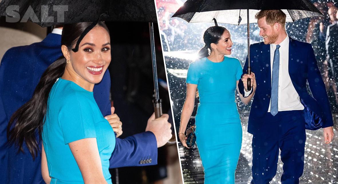 Salt: главное здесь, остальное по вкусу - Королевский фотограф назвал любимое совместное фото Меган Маркл и принца Гарри