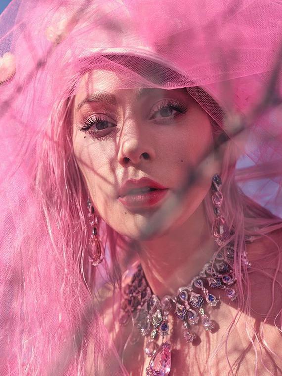Salt: главное здесь, остальное по вкусу - Леди Гага объявила новую дату выхода альбома «Chromatica»
