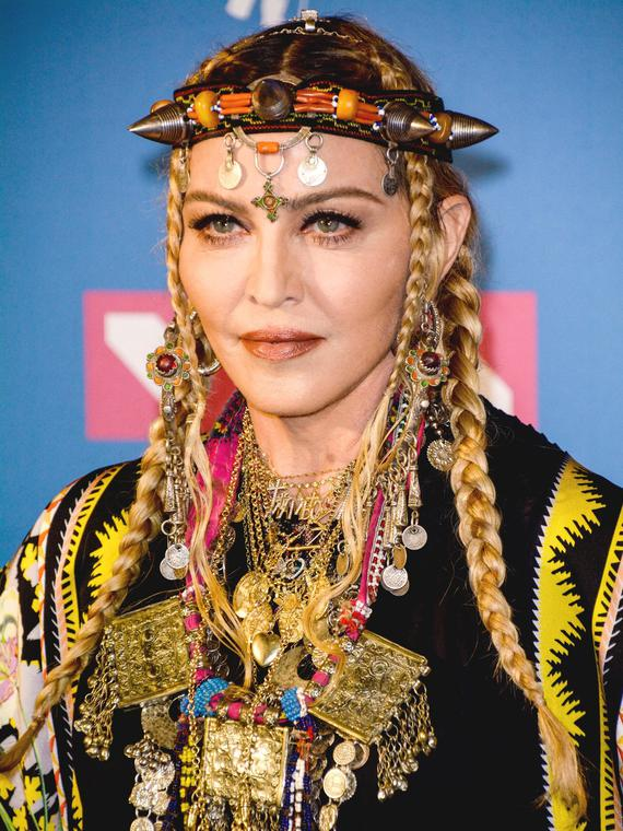Salt: главное здесь, остальное по вкусу - «Подумала, что подхватила очень сильный грипп»: Мадонна рассказала, как переболела коронавирусом