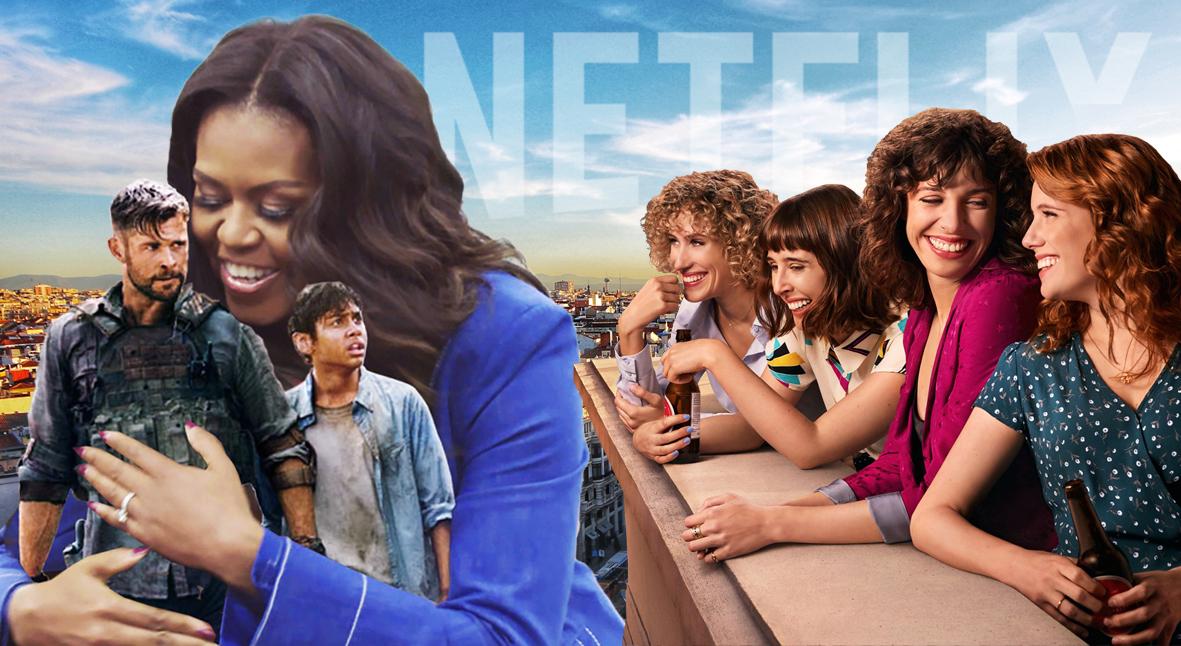 Salt: главное здесь, остальное по вкусу - «Я никогда не…», «Голливуд», «Водоворот» и другие новинки Netflix, которые стоит посмотреть