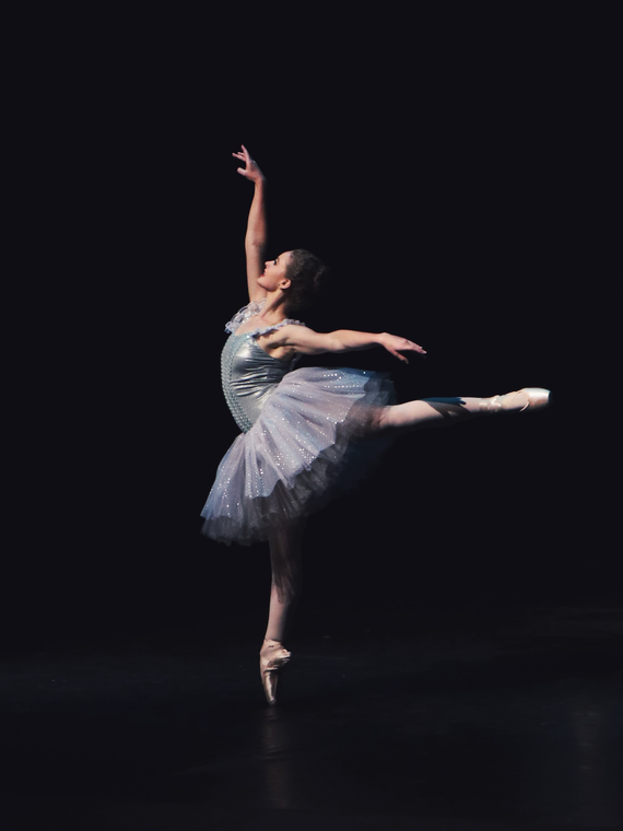 Salt: главное здесь, остальное по вкусу - Dior выпустили видеоуроки балета — их ведут артисты труппы Парижской оперы