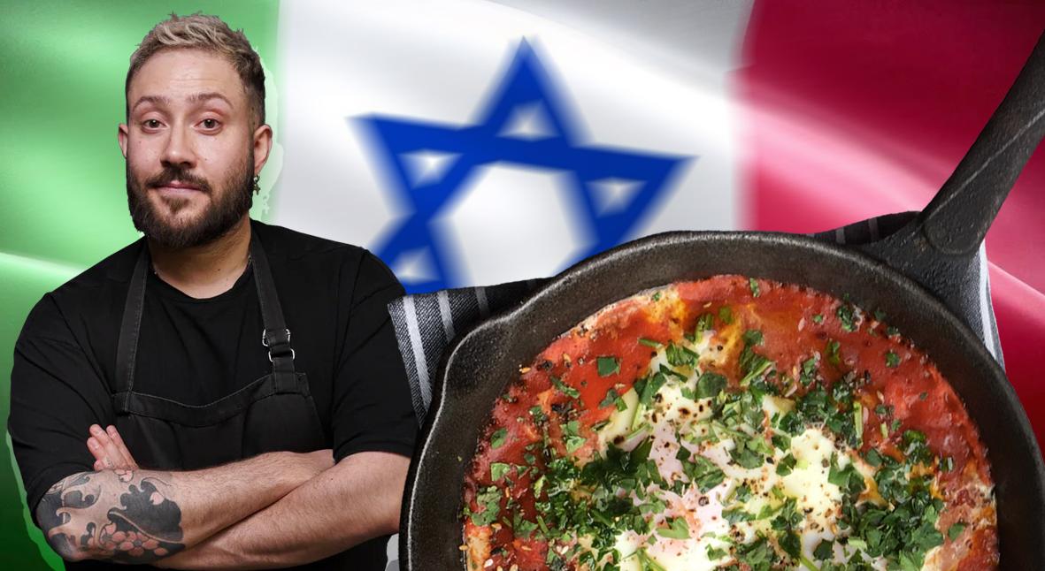 Salt: главное здесь, остальное по вкусу - Израильская кухня от итальянского шефа: Антонио Фреза о работе в России, идеальном ресторане и хумусе