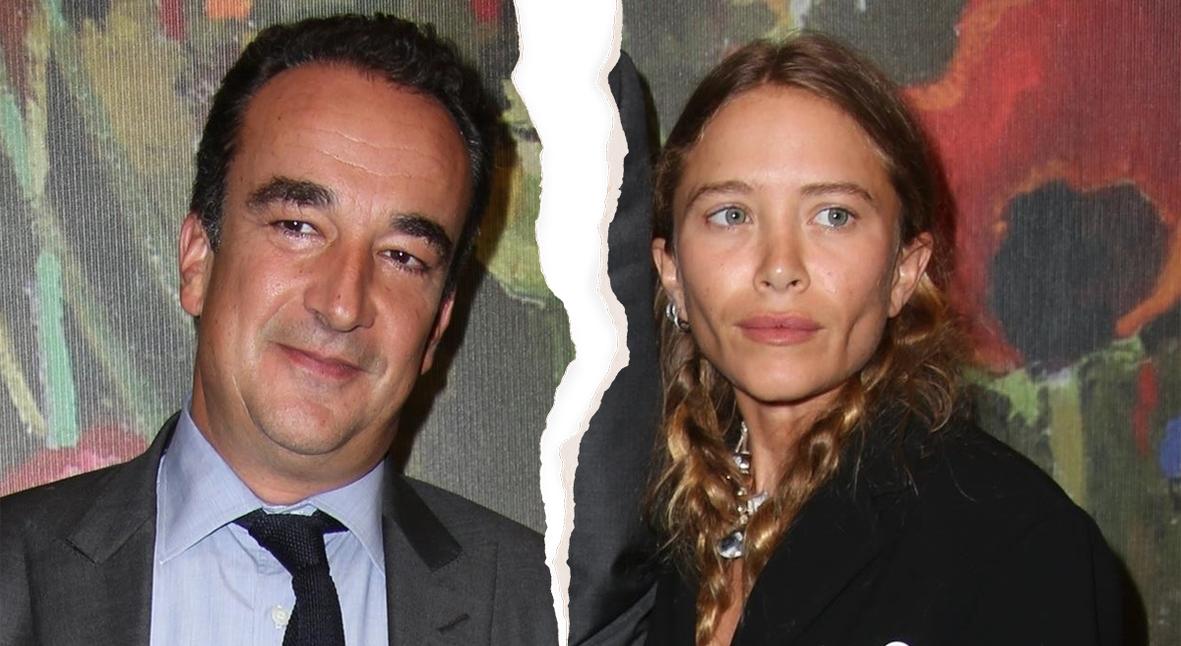 Salt: главное здесь, остальное по вкусу - Мэри-Кейт Олсен подала на развод с Оливье Саркози