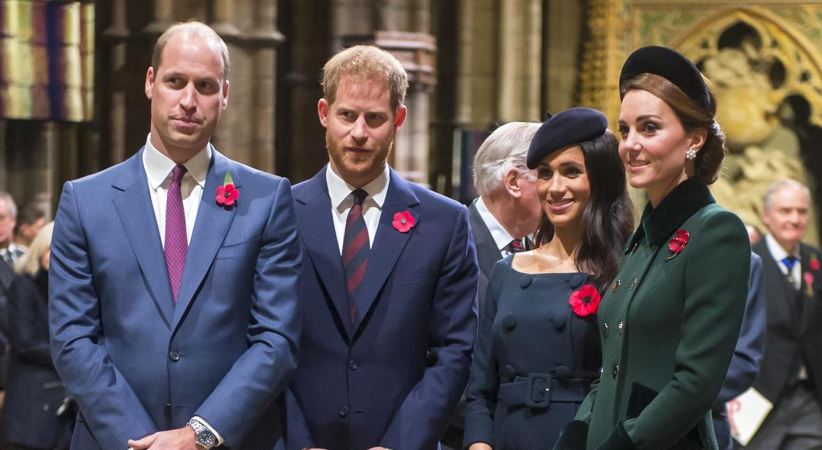 Salt: главное здесь, остальное по вкусу - «Драма уже в прошлом»: СМИ узнали, как налаживаются отношения принцев Уильяма и Гарри