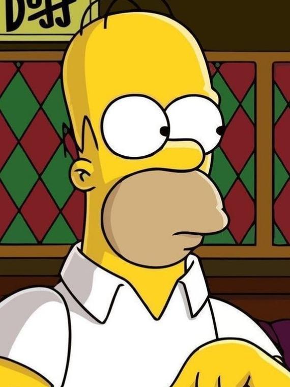 Salt: главное здесь, остальное по вкусу - Сколько лет Гомеру Симпсону? Поклонники мультфильма смогли это выяснить