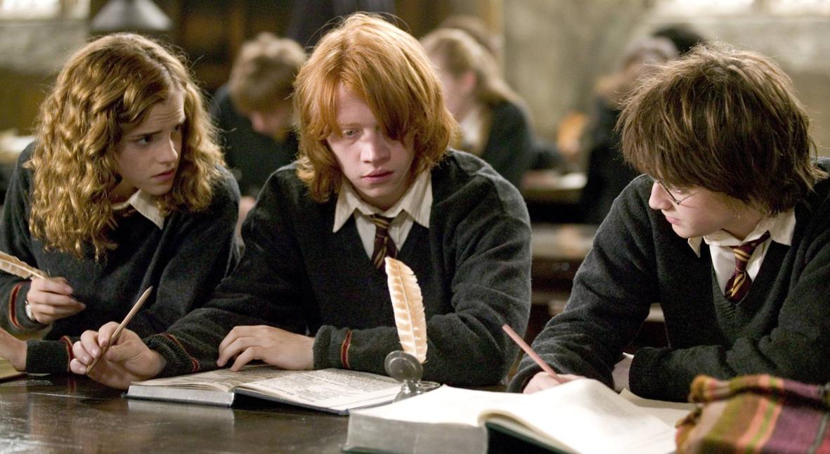 Salt: главное здесь, остальное по вкусу - В Twitter спорят о культурных стереотипах в «Гарри Поттере» — все дело в именах персонажей