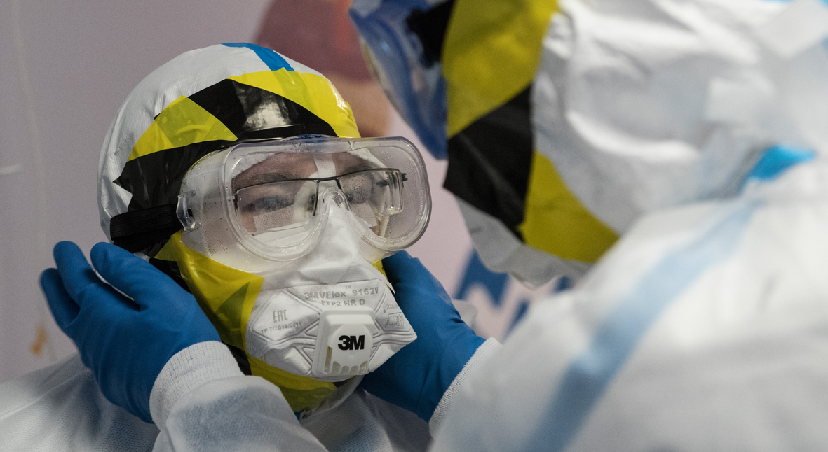 Salt: главное здесь, остальное по вкусу - Коронавирус в России: 9 709 новых случаев заражения и майские выплаты медработникам
