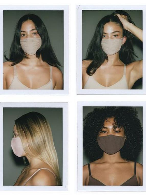 Salt: главное здесь, остальное по вкусу - Ким Кардашьян выпустила защитные маски — их можно подобрать под цвет кожи