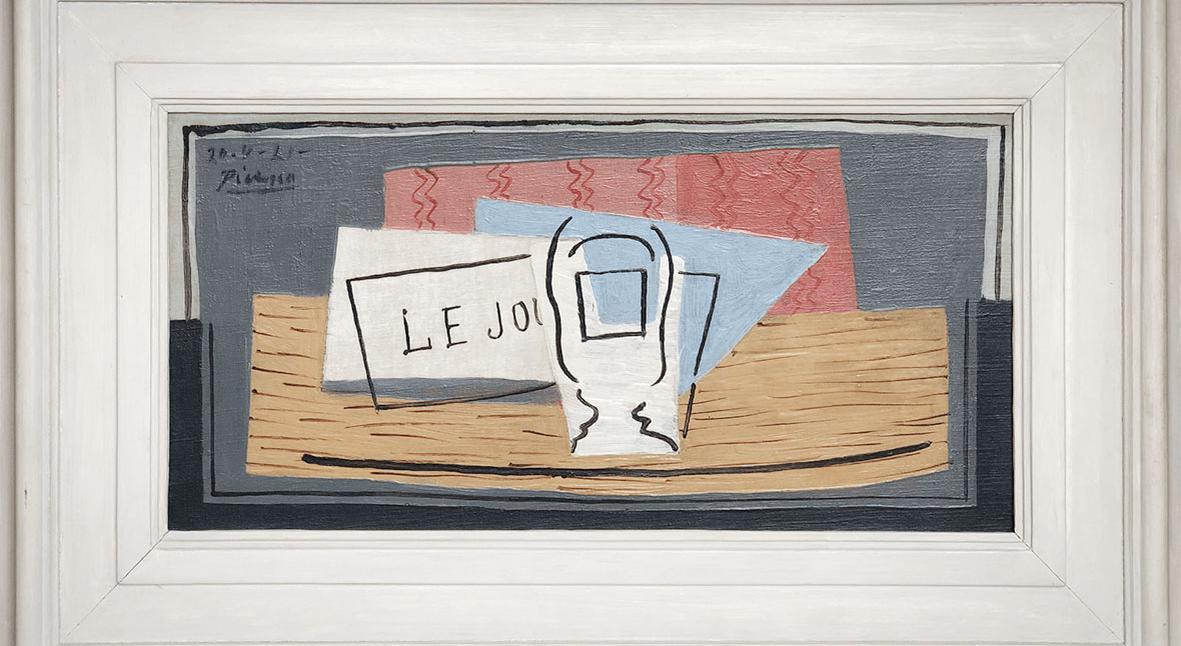 Salt: главное здесь, остальное по вкусу - Итальянка выиграла в благотворительной лотерее картину Пикассо —  она стоит один миллион евро