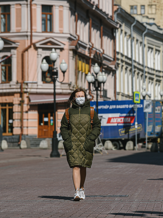 Salt: главное здесь, остальное по вкусу - Коронавирус в России: 8 894 новых случая заражения и смягчение ограничений в Москве