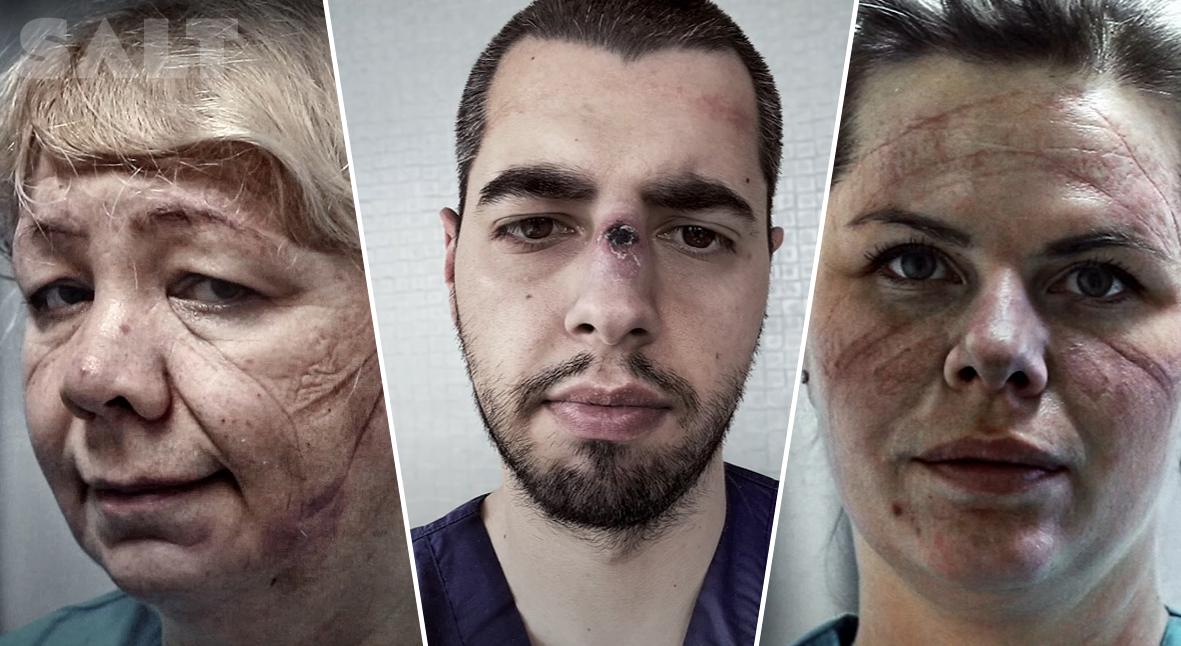 Salt: главное здесь, остальное по вкусу - «Красота — в мужестве»: Dove показал ролик с лицами медработников после рабочих смен
