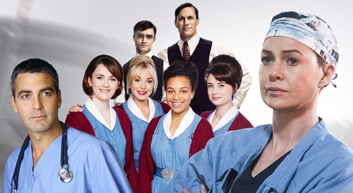 Salt: главное здесь, остальное по вкусу - «Медицина — это любовь, иначе она ничего не стоит»: 23 лучших сериала про врачей