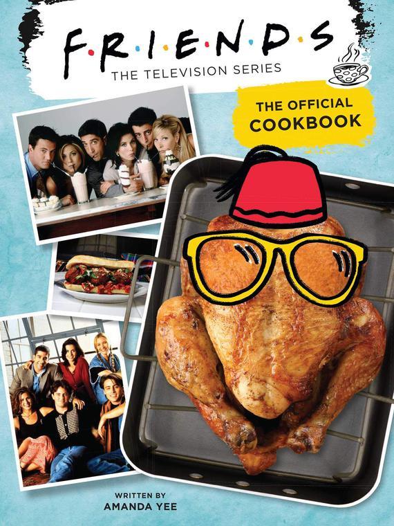 Salt: главное здесь, остальное по вкусу - «Это мой сэндвич!»: выходит кулинарная книга по мотивам сериала «Друзья»