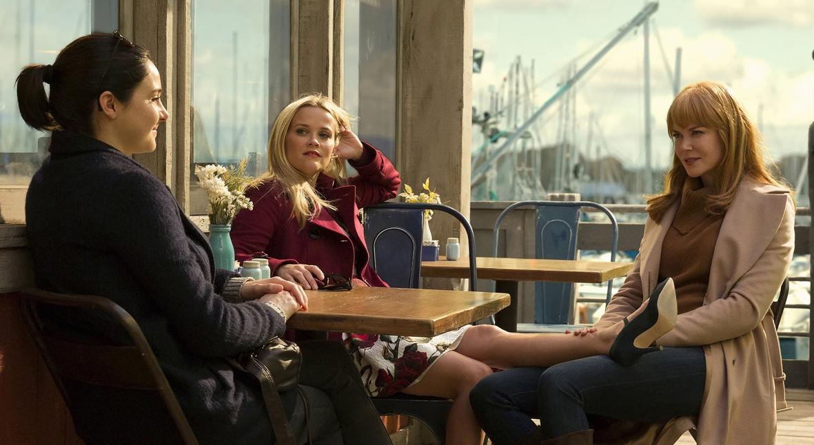 Salt: главное здесь, остальное по вкусу - Актрисы сериала «Большая маленькая ложь» оплатили обеды для медработников, борющихся с COVID-19