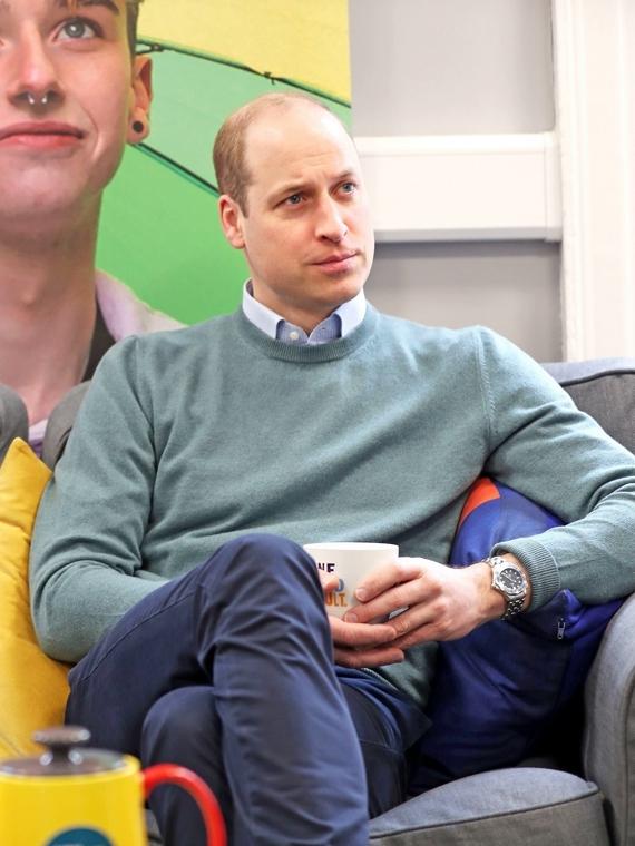 Salt: главное здесь, остальное по вкусу - Принц Уильям рассказал об эмоциональных переживаниях, связанных с отцовством