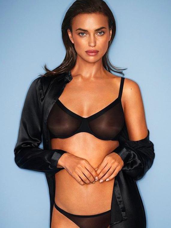 Salt: главное здесь, остальное по вкусу - Ирина Шейк снялась в новой рекламной кампании нижнего белья Intimissimi