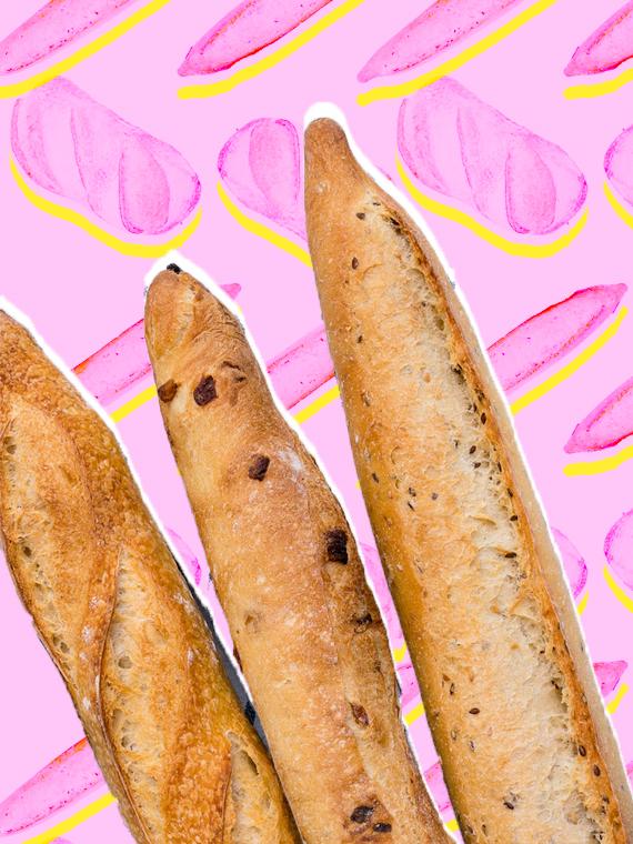 Salt: главное здесь, остальное по вкусу - Как испечь вкусный хлеб дома: советы шеф-повара