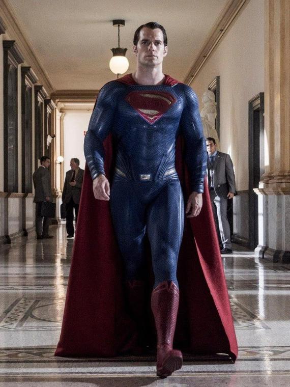 Salt: главное здесь, остальное по вкусу - Генри Кавилл может вернуться к роли Супермена