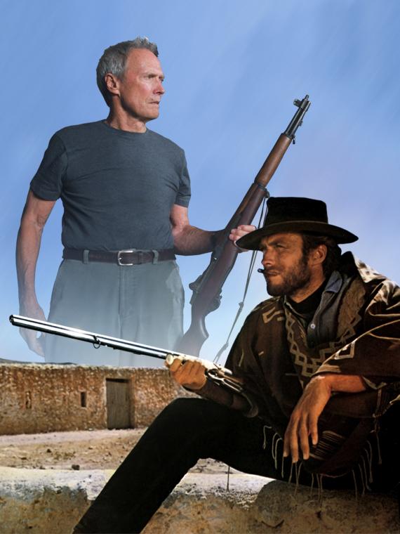 Salt: главное здесь, остальное по вкусу - Актер, режиссер, легенда:  10 важных фильмов Клинта Иствуда