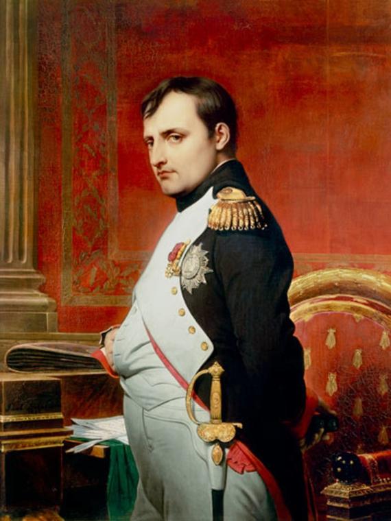 Salt: главное здесь, остальное по вкусу - Голландский фотограф воссоздал лицо Наполеона с помощью искусственного интеллекта