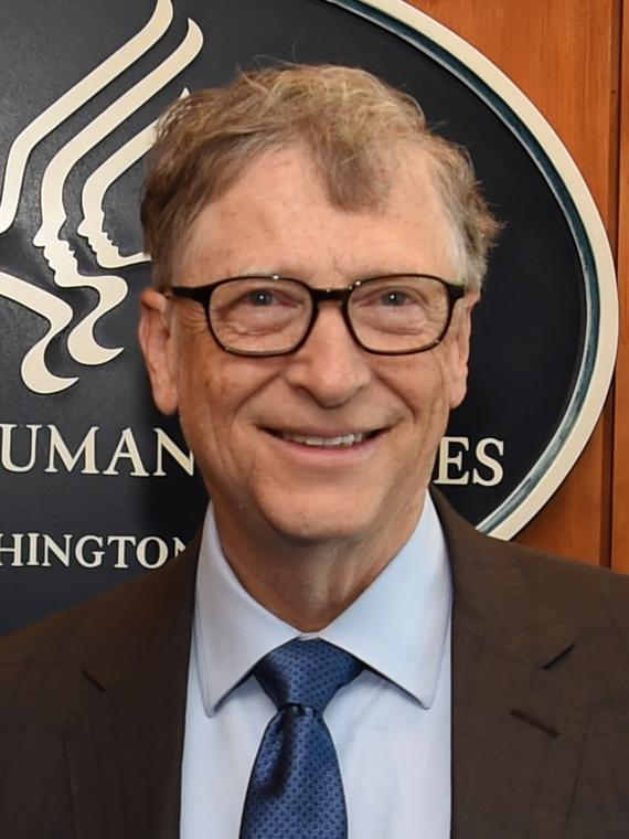 Salt: главное здесь, остальное по вкусу - «Это так глупо»: Билл Гейтс прокомментировал теорию заговора о чипировании людей