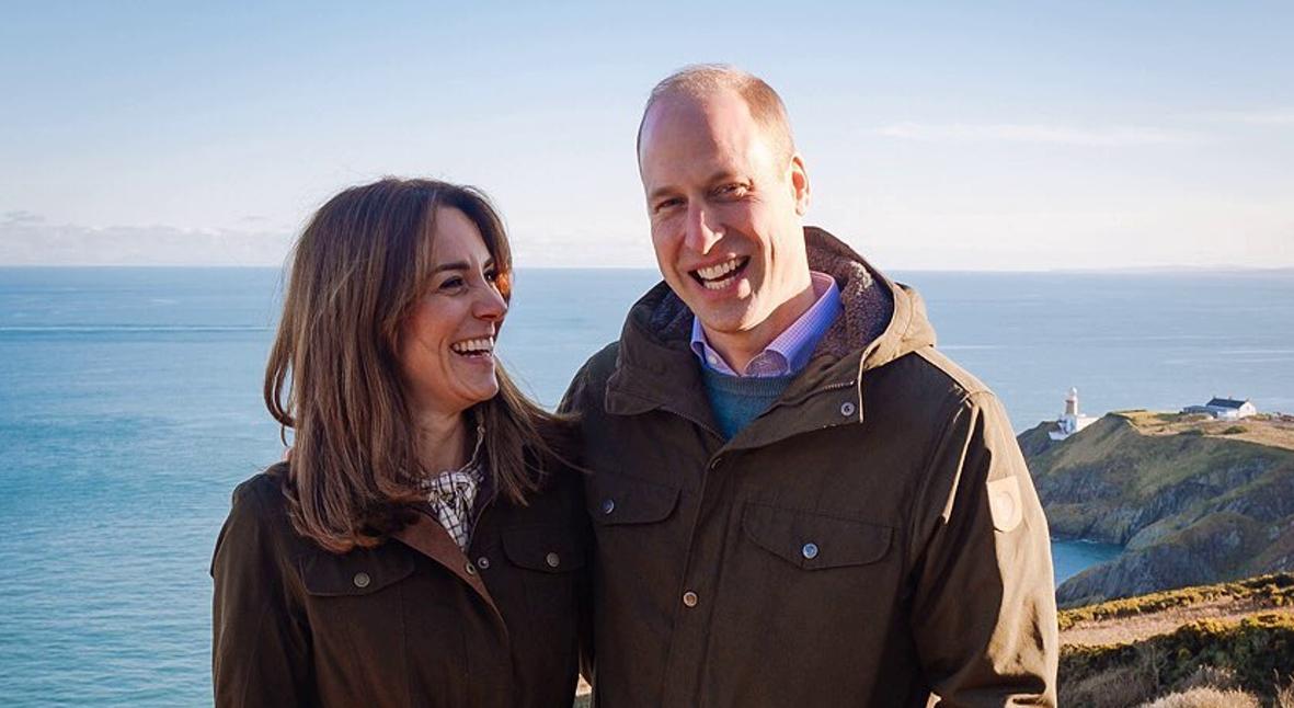 Salt: главное здесь, остальное по вкусу - Кейт Миддлтон и принц Уильям поделились новым семейным фото по случаю Недели волонтеров