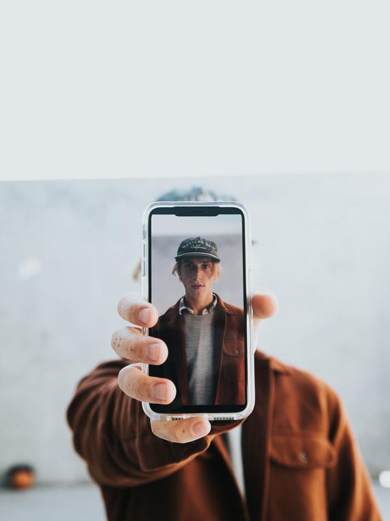 Salt: главное здесь, остальное по вкусу - Apple запатентовала технологию групповых селфи — их можно делать, находясь в разных местах