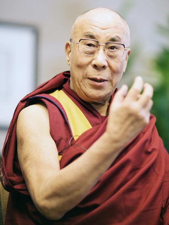 Salt: главное здесь, остальное по вкусу - Далай-лама выпустил сингл к своему первому музыкальному альбому
