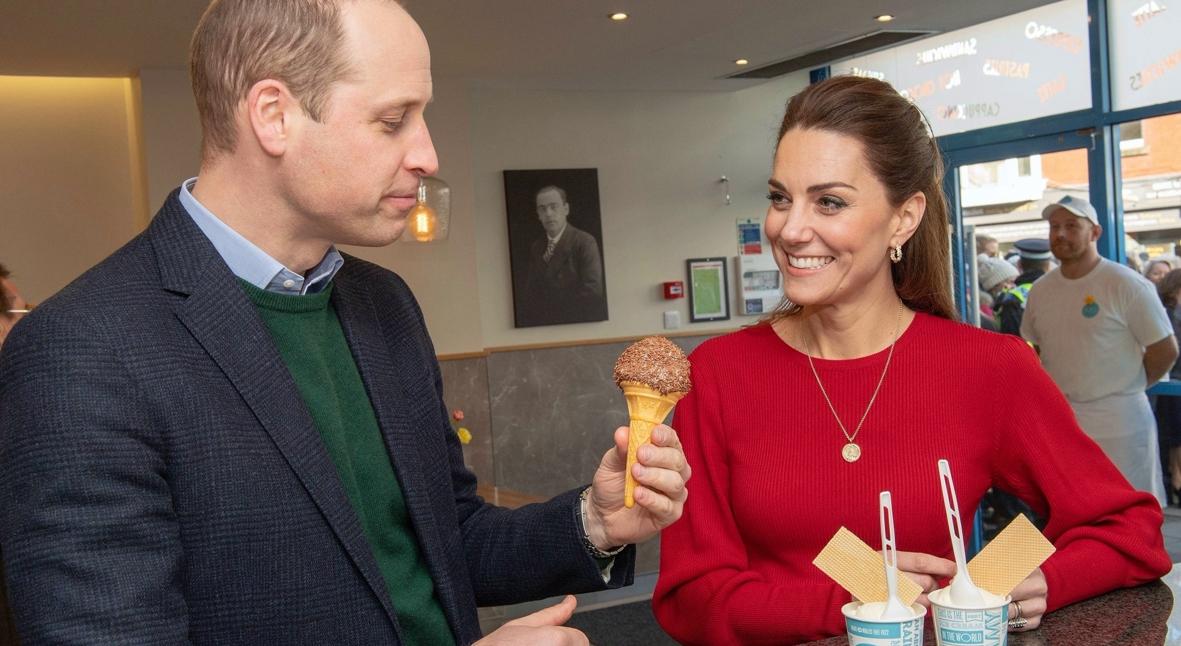 Salt: главное здесь, остальное по вкусу - Стало известно, как принц Уильям опозорился перед Кейт Миддлтон при первой встрече