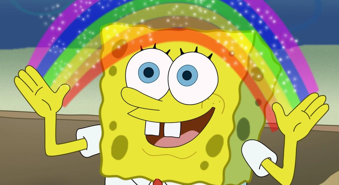 Salt: главное здесь, остальное по вкусу - В Nickelodeon подтвердили принадлежность Спанч Боба к ЛГБТ-сообществу