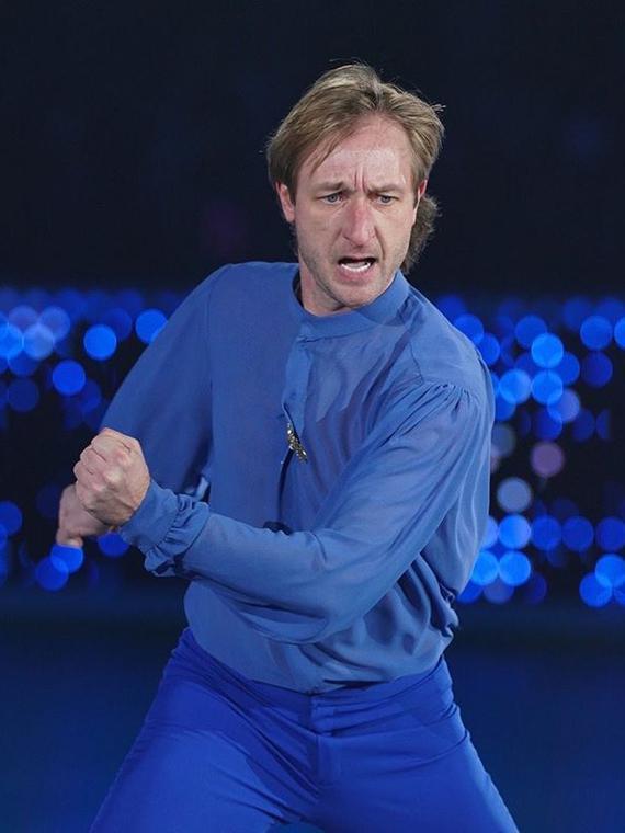 Salt: главное здесь, остальное по вкусу - Евгений Плющенко стал тренером сборной России по фигурному катанию