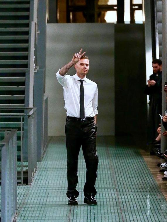 Salt: главное здесь, остальное по вкусу - Мэттью Уильямс — новый креативный директор Givenchy