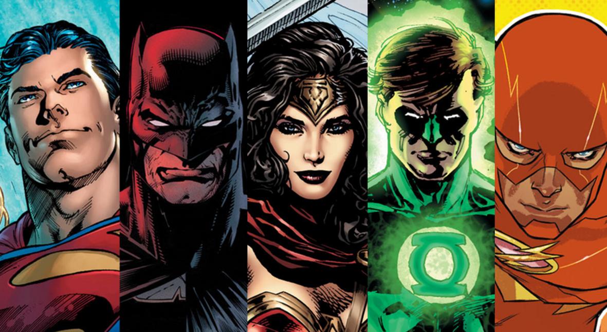 Salt: главное здесь, остальное по вкусу - Warner Bros. проведет онлайн-фестиваль DC FanDome — аналог Comic Con