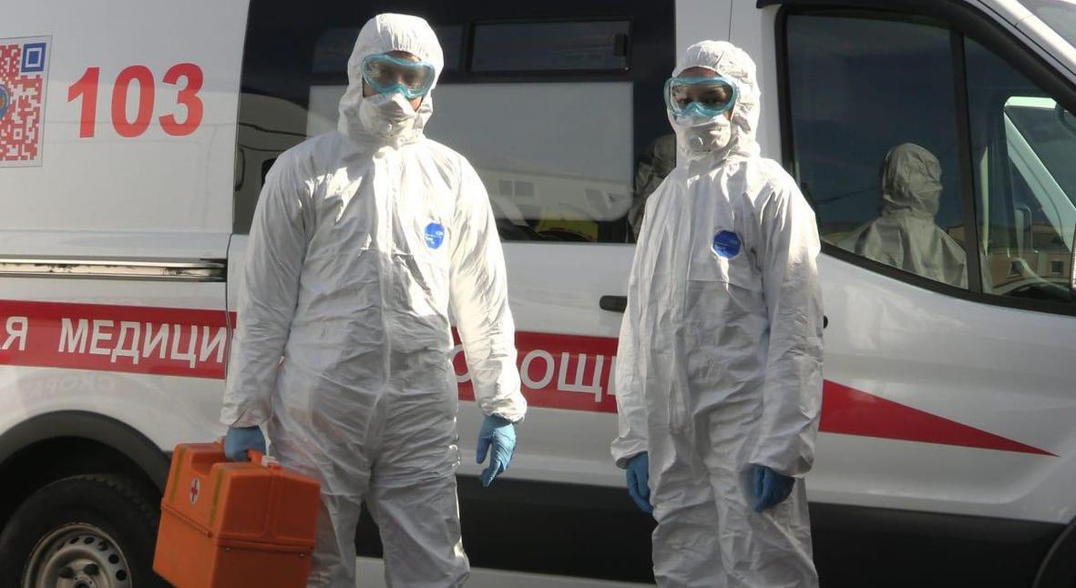 Salt: главное здесь, остальное по вкусу - Коронавирус в России: 7 790 новых случаев заражения и 489 медиков, погибших за время эпидемии