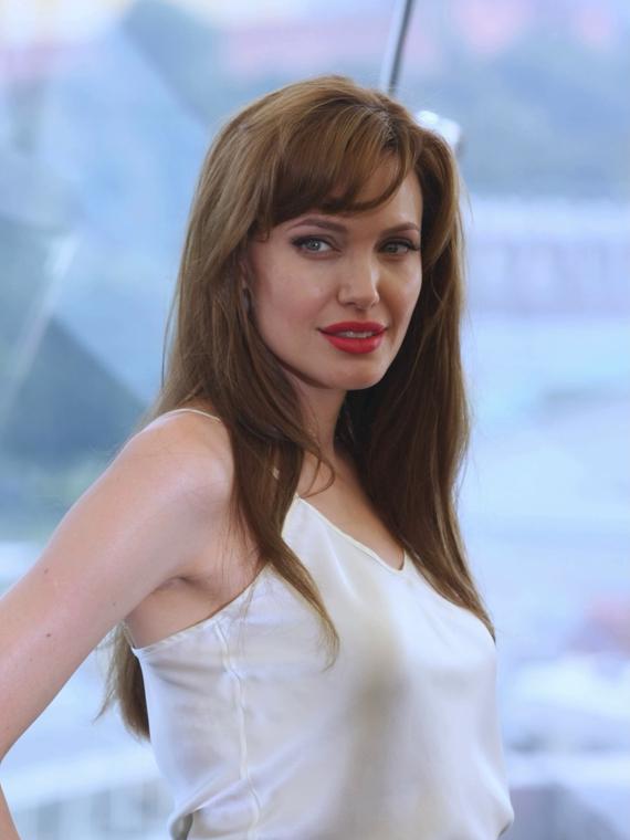 Salt: главное здесь, остальное по вкусу - «Это было правильное решение»: Анджелина Джоли рассказала о разводе и воспитании приемных детей