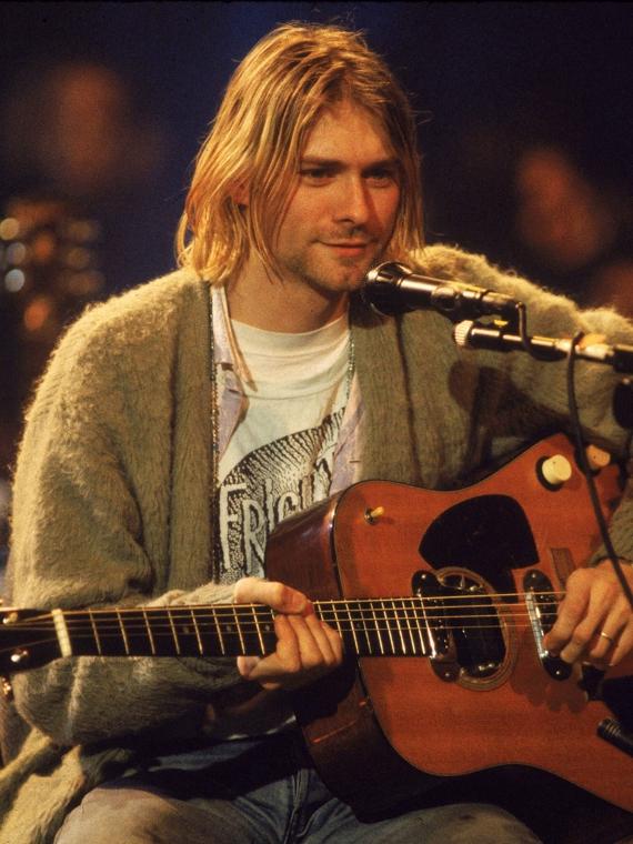 Salt: главное здесь, остальное по вкусу - Гитару Курта Кобейна с выступления на MTV Unplugged продали за рекордную сумму