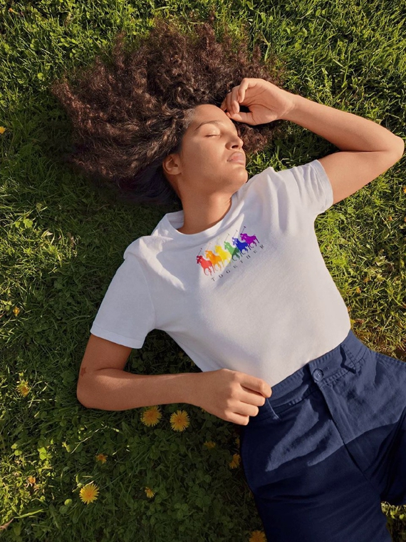 Salt: главное здесь, остальное по вкусу - Ralph Lauren выпустил гендерно-нейтральную коллекцию в честь месяца гордости