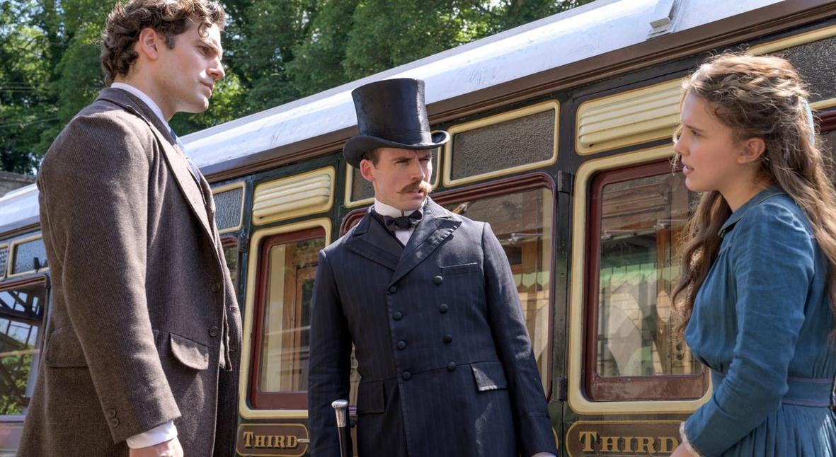 Salt: главное здесь, остальное по вкусу - Netflix показал первые кадры «Энолы Холмс». На создателей фильма подали в суд наследники Конан Дойла