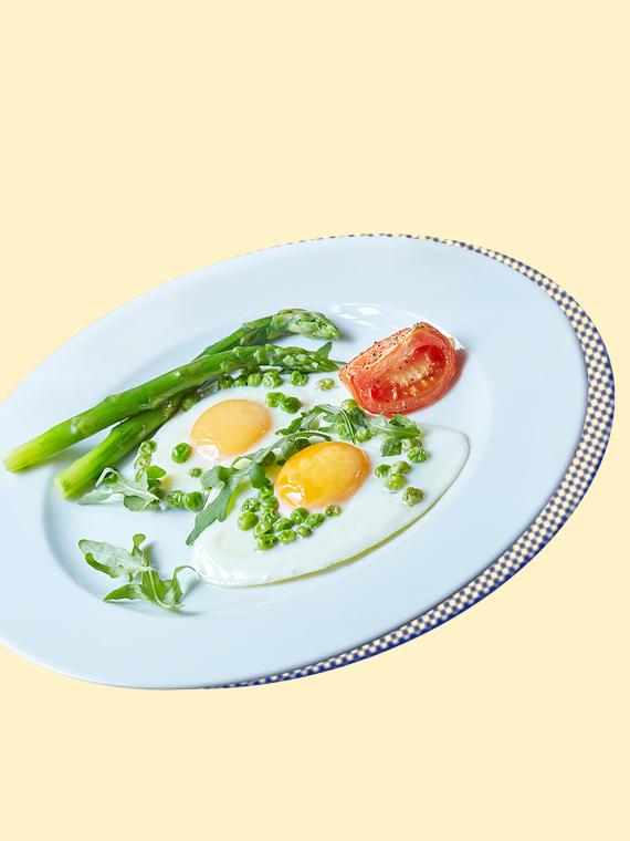 Salt: главное здесь, остальное по вкусу - Идеальный пашот, крок-мадам и шакшука: лучшие блюда из яиц от шефов Москвы и Петербурга