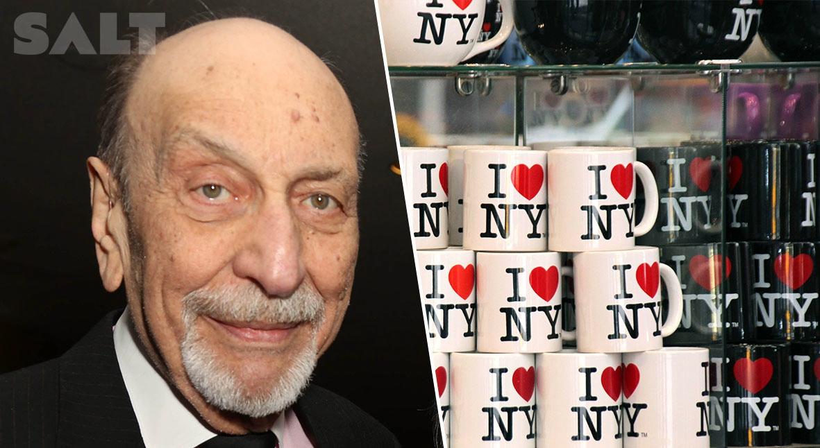 Salt: главное здесь, остальное по вкусу - Умер легендарный дизайнер, основатель New York Magazine Милтон Глейзер