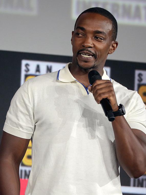 Salt: главное здесь, остальное по вкусу - Актер Энтони Маки обвинил Marvel в расизме