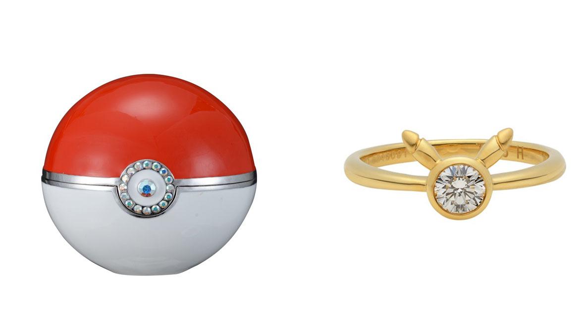 Salt: главное здесь, остальное по вкусу - «Я выбираю тебя»: Pokemon выпустили помолвочные кольца