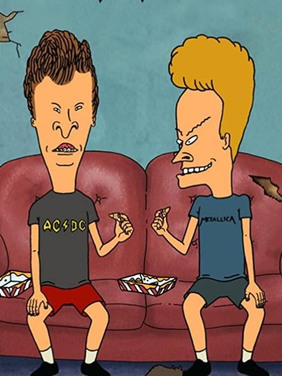 Salt: главное здесь, остальное по вкусу - «Пришло время снова стать тупым»: Бивис и Баттхед вернутся на экраны