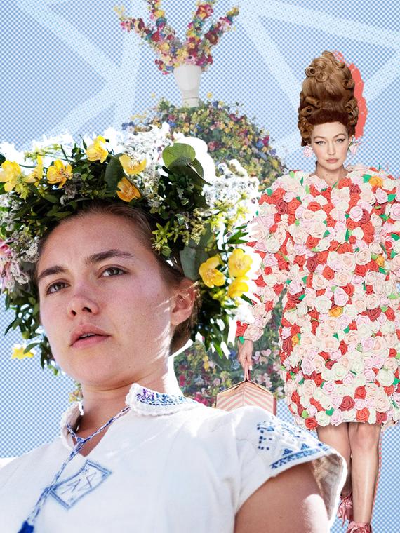 Salt: главное здесь, остальное по вкусу - Цветы и руны: как создавались костюмы для фильма «Солнцестояние»